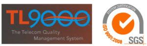 ISO TL 9000 Logo v3